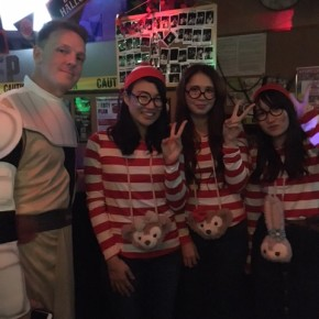 Halloween Party For Adults 2017