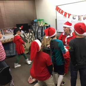 Christmas Party for Kids 2017